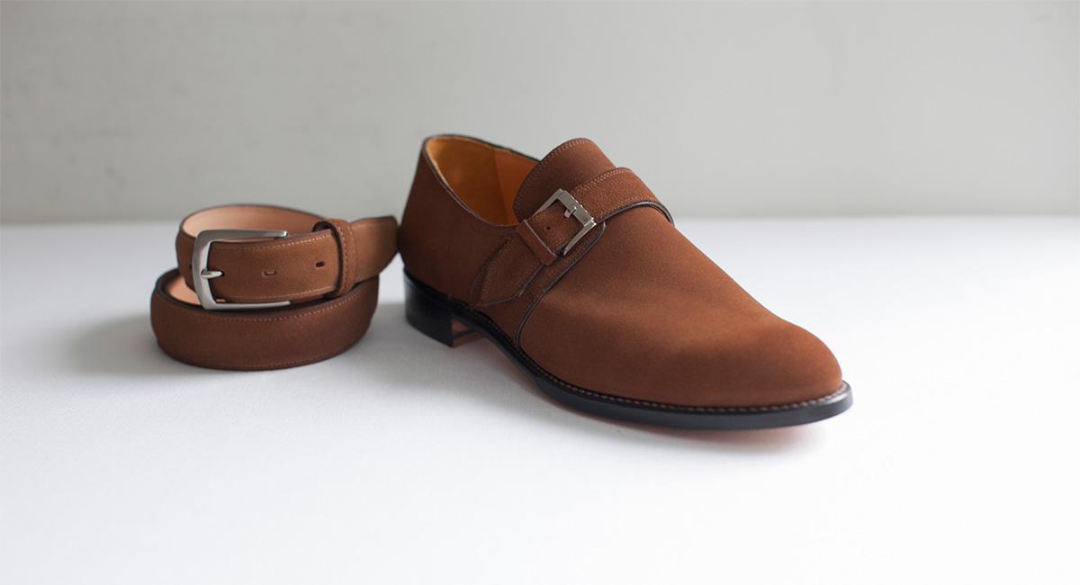 オーダーメイド靴 オーダーベルト