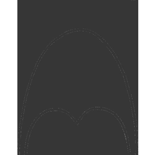 オーダーメイド靴のつま先のデザインウィングチップ