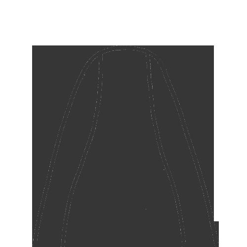 オーダーメイド靴のつま先のデザインスワールモカシン