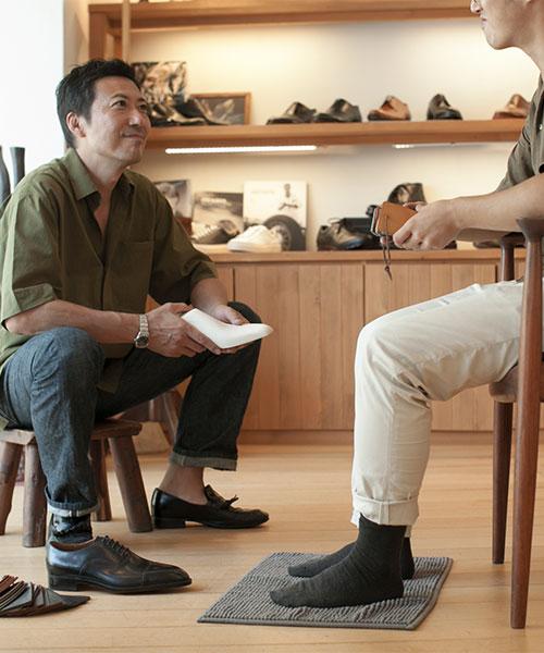 紳士靴オーダーメイド