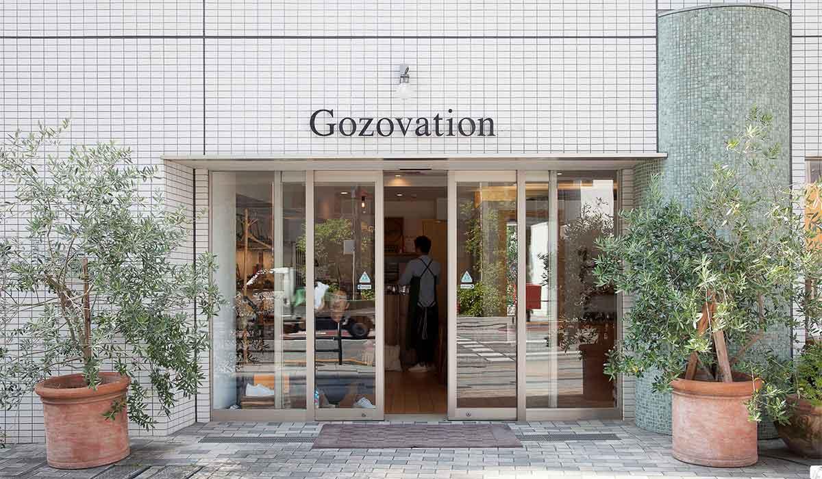 オーダーメイド靴のGozovation