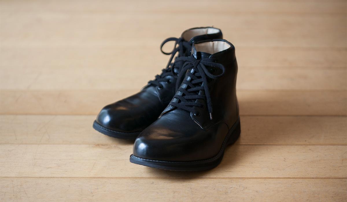 矯正靴 オーダーメイド靴 補正靴