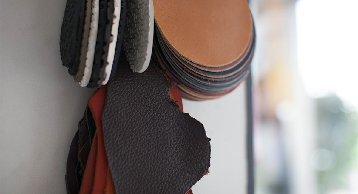 外反母趾でも選べる豊富なデザイン・革の靴
