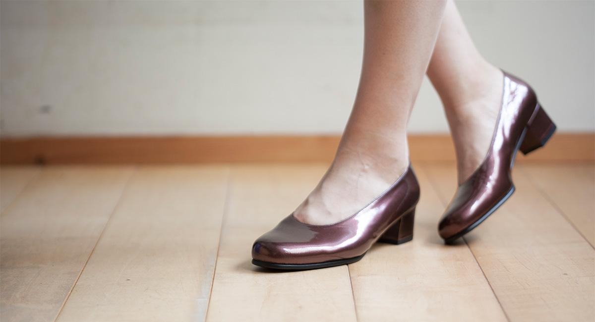 レディースオーダーメイド靴を様々なシーンに