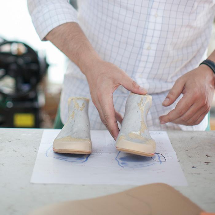 レディースフルオーダー靴