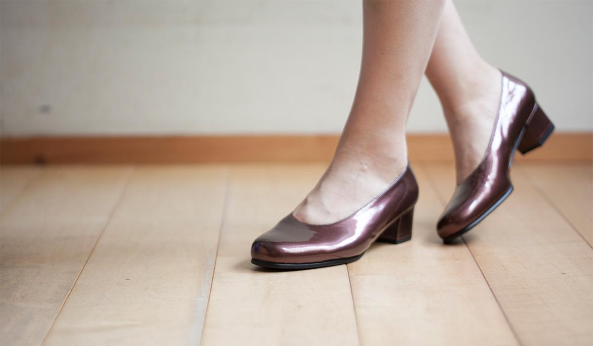 オーダーメイドパンプス オーダーメイド靴