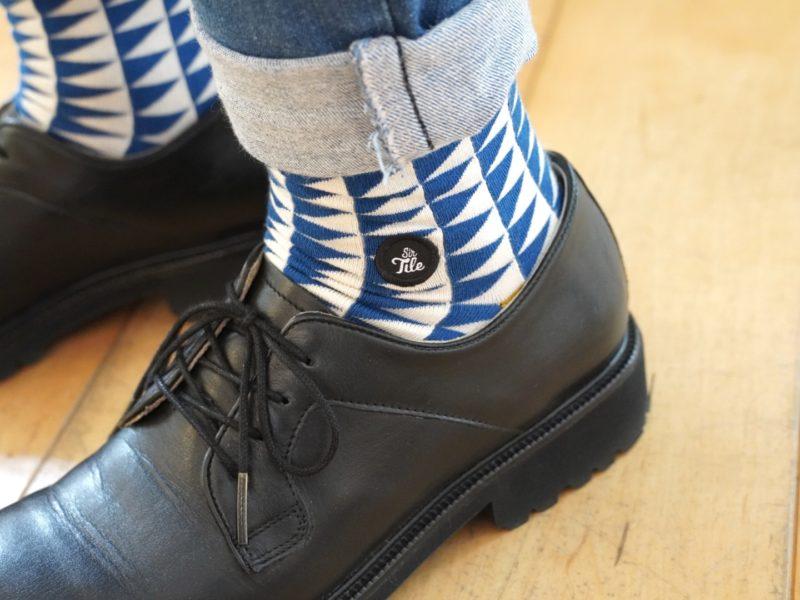 Sir Tile Socks 靴下